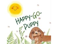 Fully Flexible Dog Walker -- Dog Walking & Pet Services by Happy Go Puppy -- 7 Day Services.
