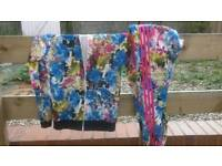 p&p avail. Ladies Limited Edition Floral Adidas Tracksuit