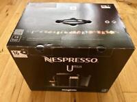 Nespresso U Milk Coffee Machine & Aeroccino 3