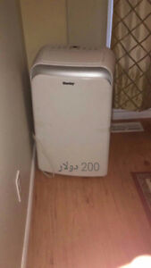 PORTABLE DANBY 12000 BTU ONLY $200 with remote control