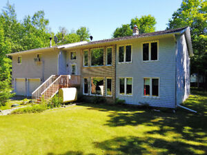 SAUBLE BEACH ~ 25 ACRES + CABIN + 2 LEVEL DUPLEX