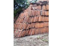 Vast amounts + selection of quality roofing tiles