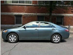 2007 Toyota Camry Berline Bonne condition
