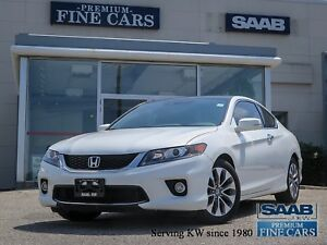 2014 Honda Accord EX-L Coupe Navigation/Leather/Back up Camera