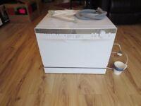Table top dishwasher .Indesit