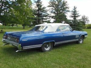 WANTED 64 BUICK WILDCAR PARTS