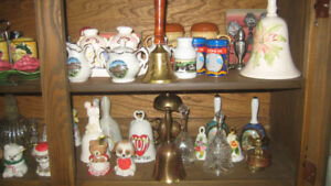 Bells and Salt and Pepper shakers