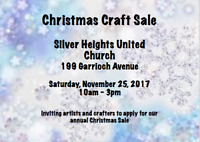 Call For Artists and Crafters