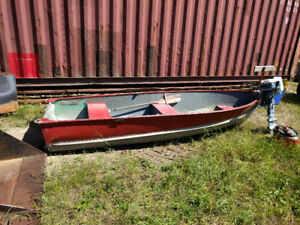 12foot Artic sport boat for sale