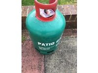 Calor gas for BBQ or Heater