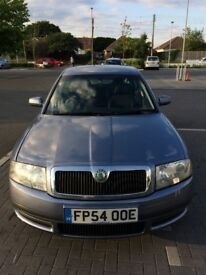 SKODA Superb 1.9 tdi 2004 ✓ MOT Expires 16 November 2017