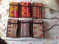 PHONE POUCHES HAND CRAFTED