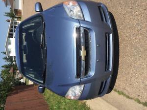 2007 Chevrolet Aveo Sedan Low Kms! $2700 OBO!