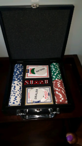 Wurth poker set