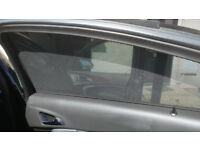 Genuine Vauxhall Insignia Hatchback Rear Door Window Privacy / Sun Shades