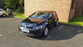 Volkswagen Golf - 2013 - 1.6 tdi bluemotion - Low Mileage, Excellent Condition, Full Service/MOT