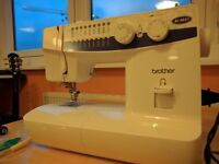 Brother XL-5021 Portable Electric Zig-Zag Embroidery Free-Arm Sewing Machine