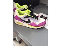 Nike Air Max Trainers- Size 6 Hardly worn