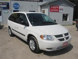 2005 Dodge Caravan| NO ACCIDENTS| NO RUST| ONLY 130KM| MUST SEE