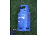 7KG BUTANE CALOR GAS BOTTLE EMPTY