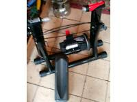 Cycle exercise machine