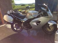 Triumph Sprint ST1050 Excellent condition (re-advertised due to time waster)