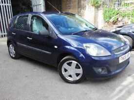 Ford Fiesta 1.4 TD Zetec Climate 5dr£1,895 p/x welcome Full service history