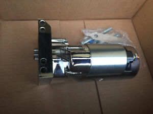 Chevy High Performance Chrome Starter