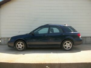 2005 Subaru Impreza NICE ALL WHEEL DRIVE WAGON