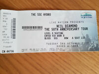 Neil Diamond tickets