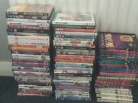 Job lots of dvds