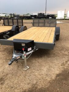 2017 Diamond C 33UVT 14'x77 Utility Trailer