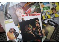 Cliff Richard Vinyl Lps (10)