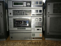 Sony FH-7 Minu Hifi Stack system 1980 year