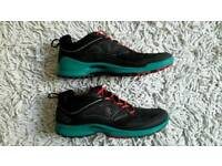 As new Ecco Biom Performance Trail trainers, size 36