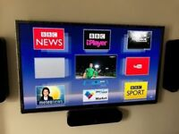 "Panasonic 65 Inch TX-P65ST50B 3D Plasma Smart TV Television 65"" ST50"