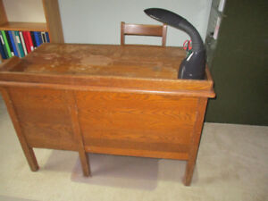 Antique Teachers School Desk