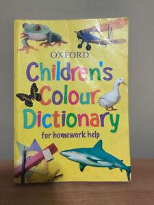 Children's Colour Dictionary