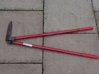 wolf boarder shears - lawn edging shears