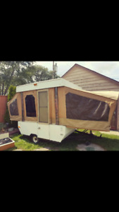 1998 starcraft pop up needs tobe finished or use as is