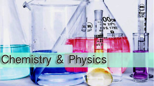 Physics and Chemistry Assignments and online Courses Help