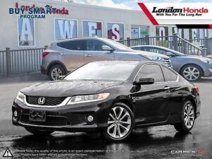 2014 Honda Accord EX-L-NAVI V6 *GORGEOUS*, Full Service Histo...