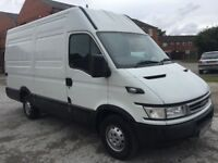 Iveco daily van 2006 model 2.3 td mwb high roof 11 months mot drives excellent no vat