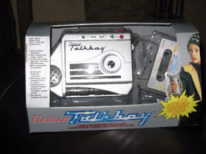Deluxe Talkboy Home Alone 2 Cassette Recorder with Voice Changer
