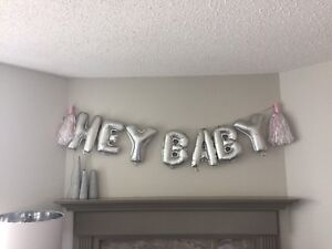 Girl Baby Shower Decorations $50
