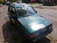 Reliant Robin 3 Wheeler!