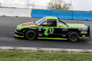 #7o Peterborough Speedway Renegade Truck