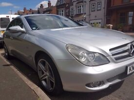 Mercedes CLS 350 CDI Grand Edition (Full MB Service History) ONLY 75000 Miles