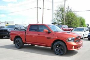 2017 Ram 1500 SPORT/Limited Edition LOW KMS WON'T LAST!!