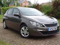 2014 Peugeot 308 1.6 HDi 92 Active 5 door Diesel Hatchback
